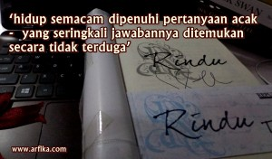 JADI Rindu